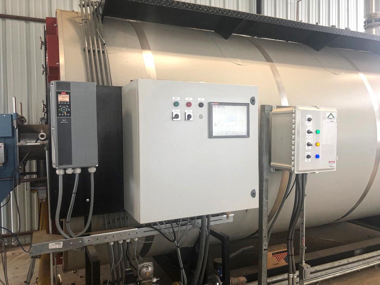 Controller and Boiler