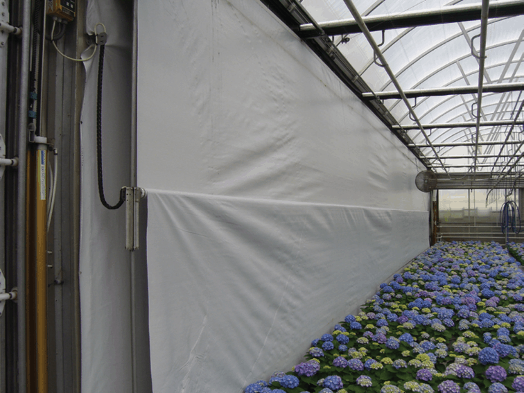 Energy Curtains Installed in Your Greenhouse Provide ROI of 30%+